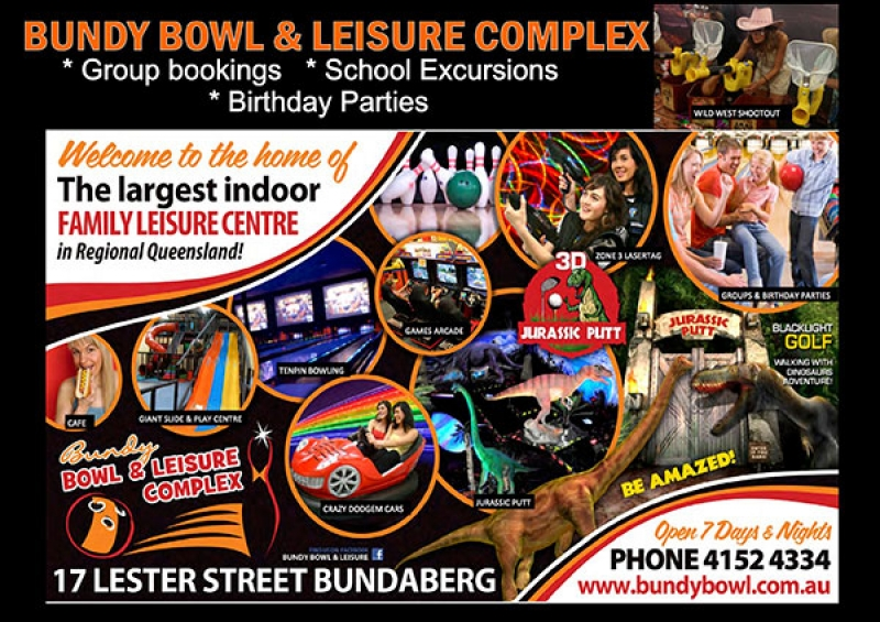 Bundy Bowl and Leisure Complex